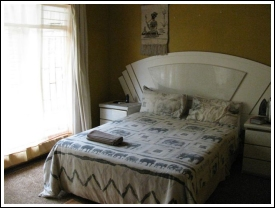 Bedrooms in Kremetart Guesthouse